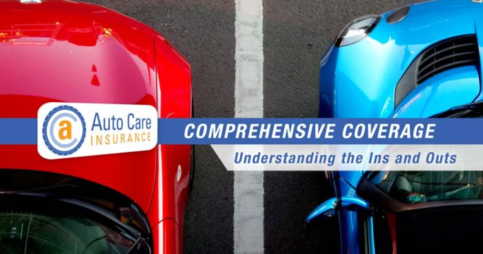 Understanding the Ins and Outs of Comprehensive Coverage
